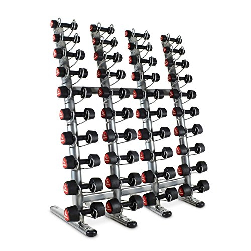 Bodymax 20 Pair Studio Dumbbell Rack
