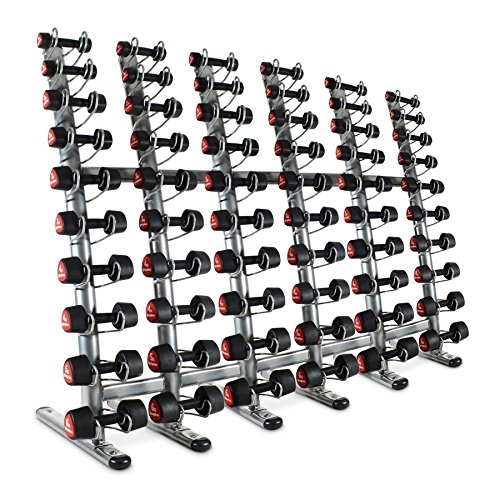 Bodymax 30 Pair Studio Dumbbell Rack