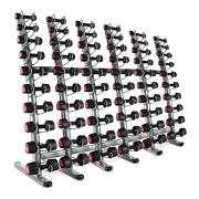 Bodymax 30 Pair Studio Dumbbell Rack