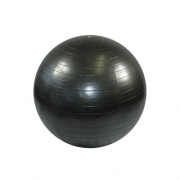 Bodymax Anti Burst Gym Ball – 75cm (Black)