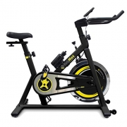 BodyMax B15 Exercise Bike (Black & White)