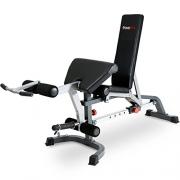 BodyMax CF330 Premium Weight Bench – Black