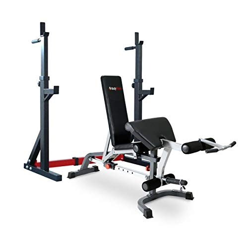 Bodymax CF335 Weight Bench and Squat Rack