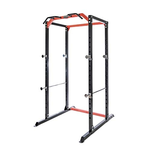 Bodymax CF385+ Deluxe Home Power Rack – 2019 Model