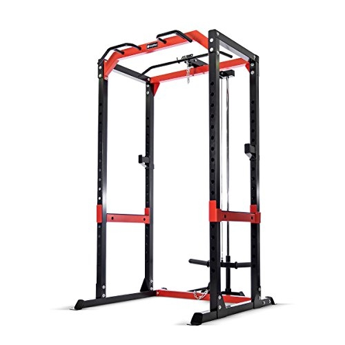 BodyMax CF475 Heavy Duty Power Rack