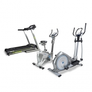 Bodymax CV Package 1 – Trainer, Upright Cycle and Treadmill