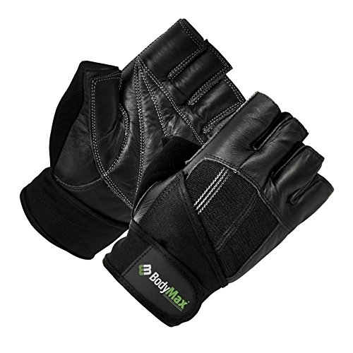 Bodymax Deluxe Weight Lifting Gloves – Extra Large (XL)