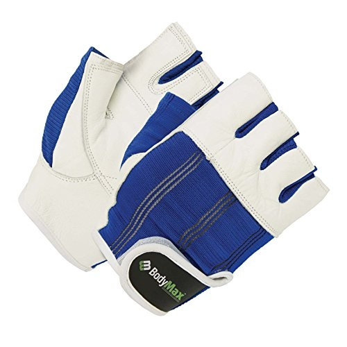 Bodymax Endurance Weight Lifting Gloves – Large (L)