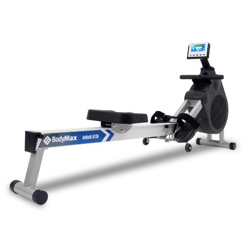 Bodymax Infiniti R70i Rowing Machine – White