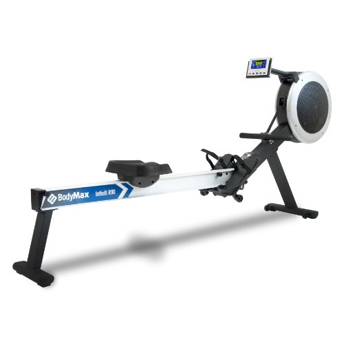Bodymax Infiniti R90 Rowing Machine – White