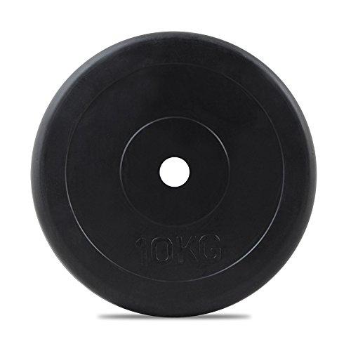 Bodymax Standard Rubber Weight Disc Plate – 10kg