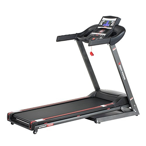 Bodypower Sprint T300 Folding Treadmill