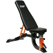 Mirafit Heavy Duty 260kg FID Weight Bench
