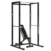 Mirafit M1 200kg Half Power Rack With & Without Cable System